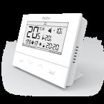 Dvoupolohové pokojové termostaty s běžnou komunikací (on / off)